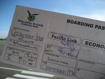 Los móviles reemplazarán las tarjetas de embarque