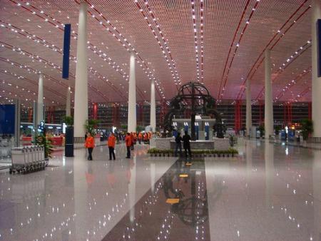 Aeropuerto Internacional de Pekin