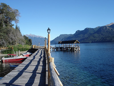 Lago Villa Traful