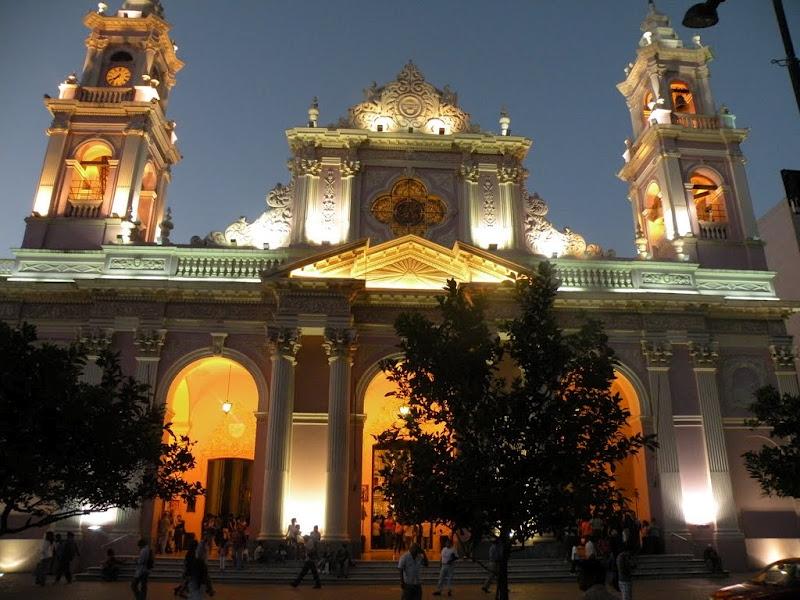 Catedral de Salta, Argentina