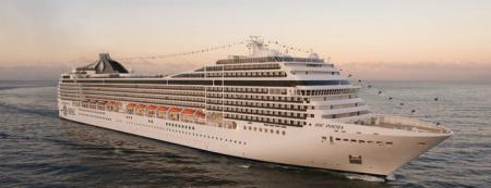 Crucero - MSC