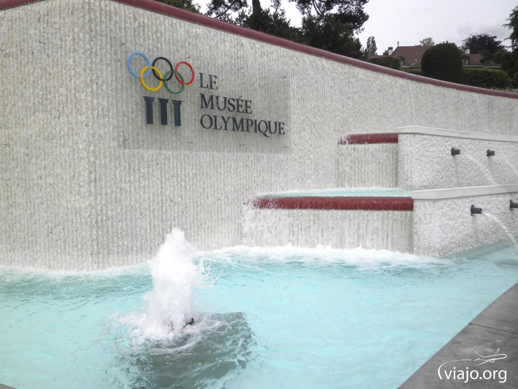 Museo Olímpico en Lausana