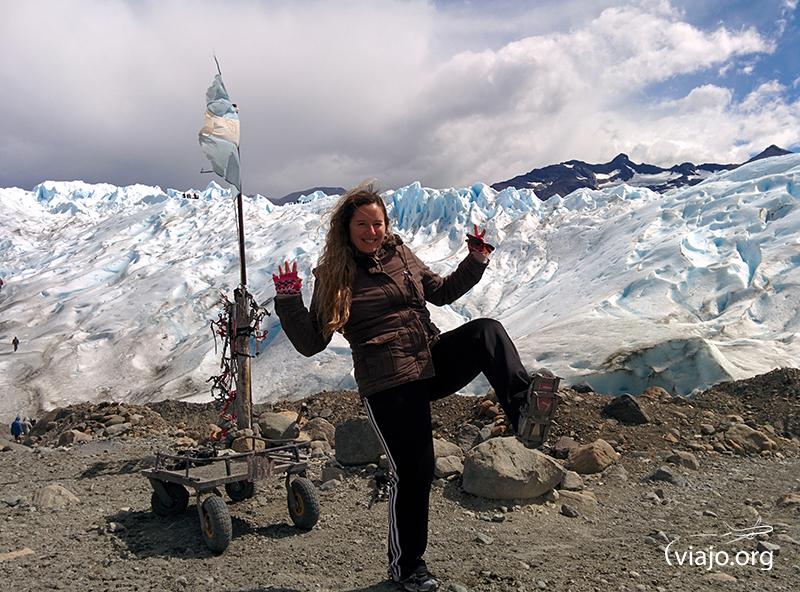 Minitrekking sobre el Glaciar Perito Moreno