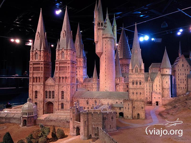 El Castillo de Hogwarts