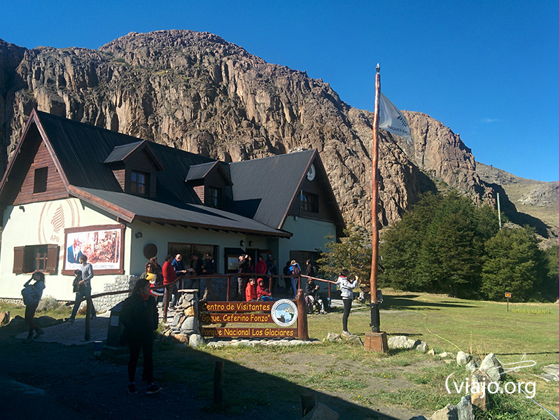 El Chaltén - Centro de Visitantes