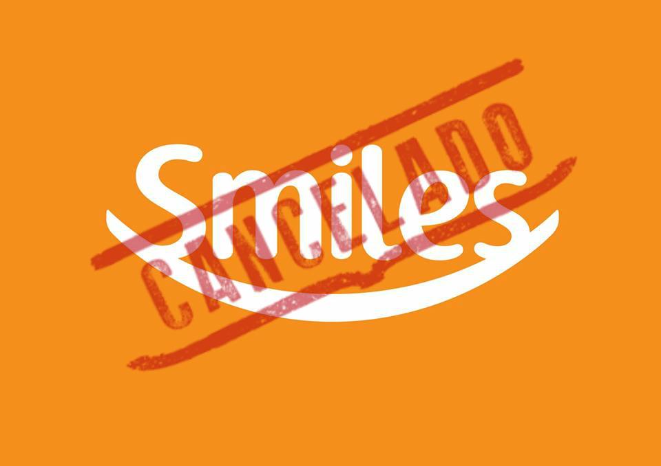 Smiles: Cancelan Vuelos Canjeados con Millas