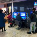 Impresoras en el aeropuerto de Dublin