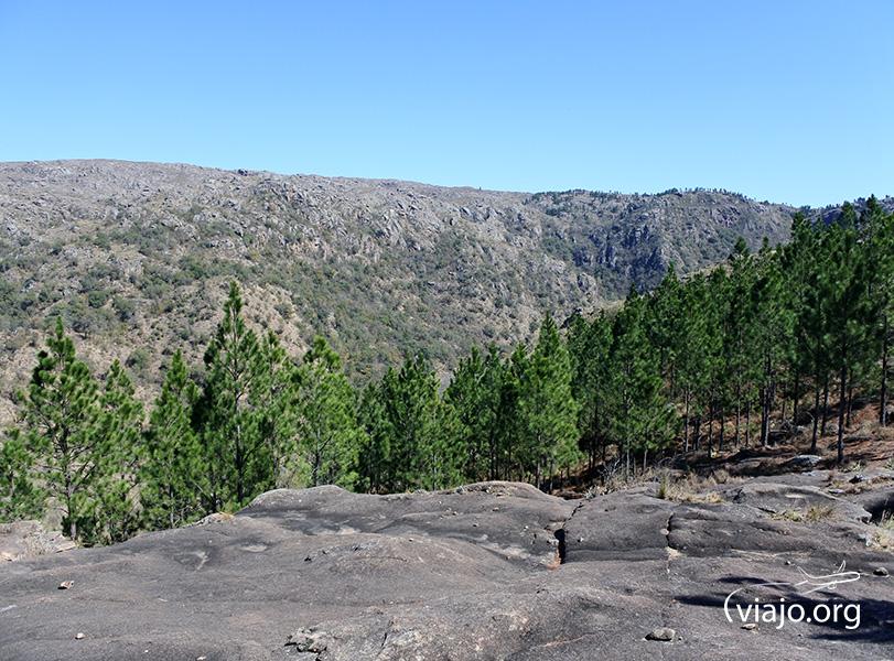 Cascada Los Chorrillos
