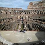 Coliseo Romano - Hipogeo