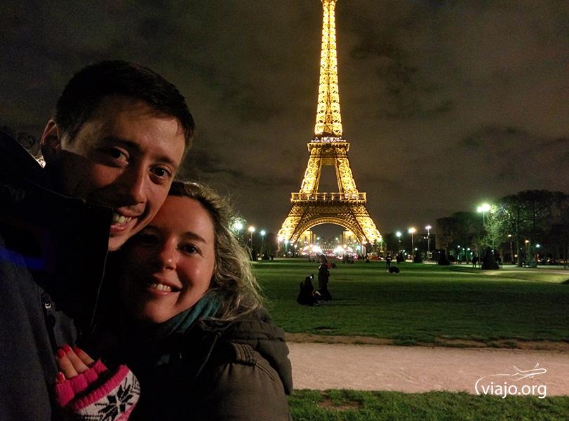Torre Eiffel - Mon amour