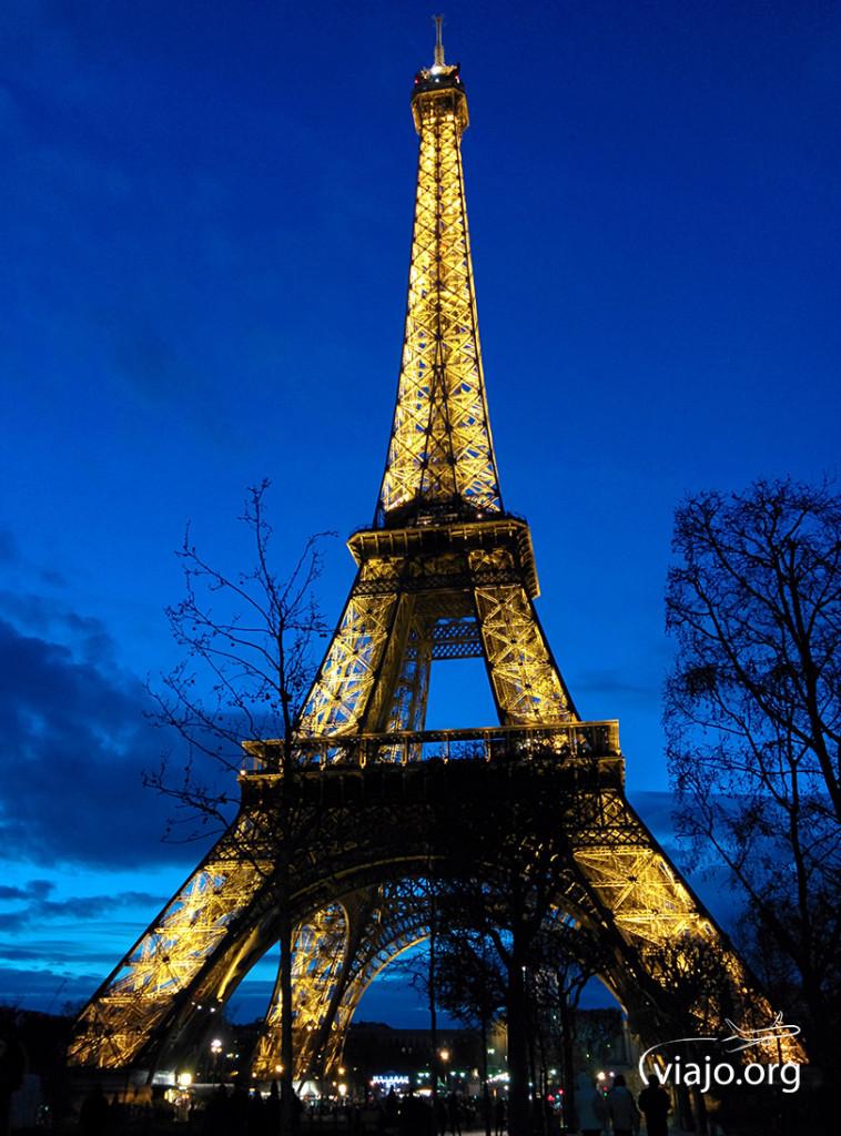 Torre Eiffel - Siempre nos quedará París