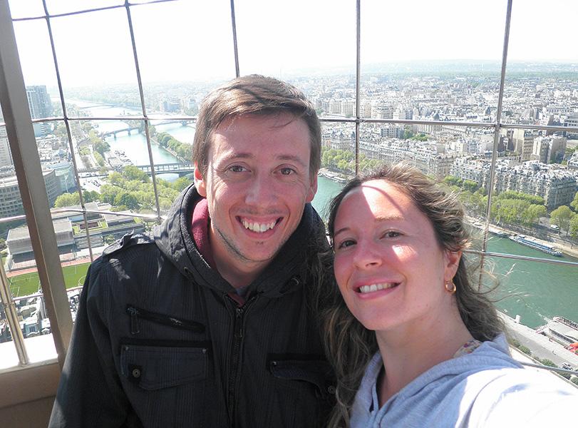 Torre Eiffel - Felicidad