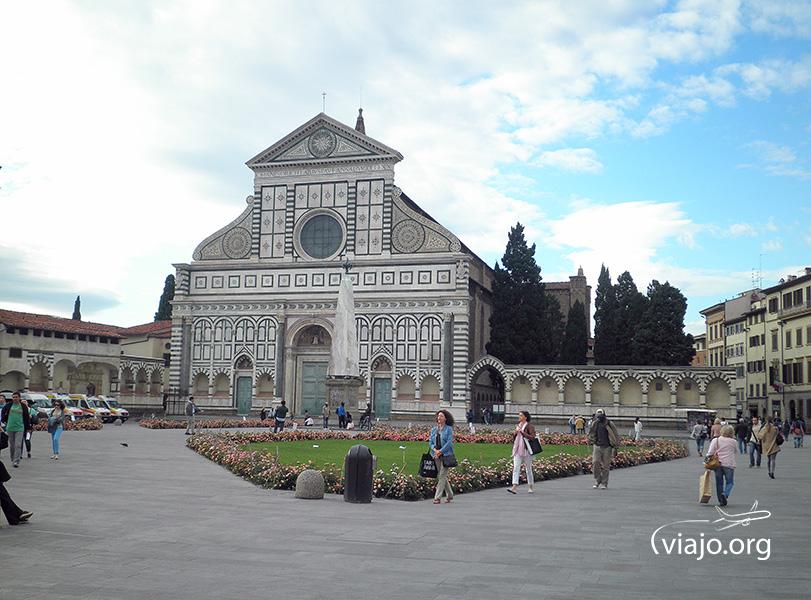Florencia - Basílica de Santa María Novella