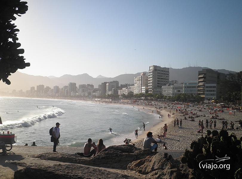 Río de Janeiro - Playa Arpoador
