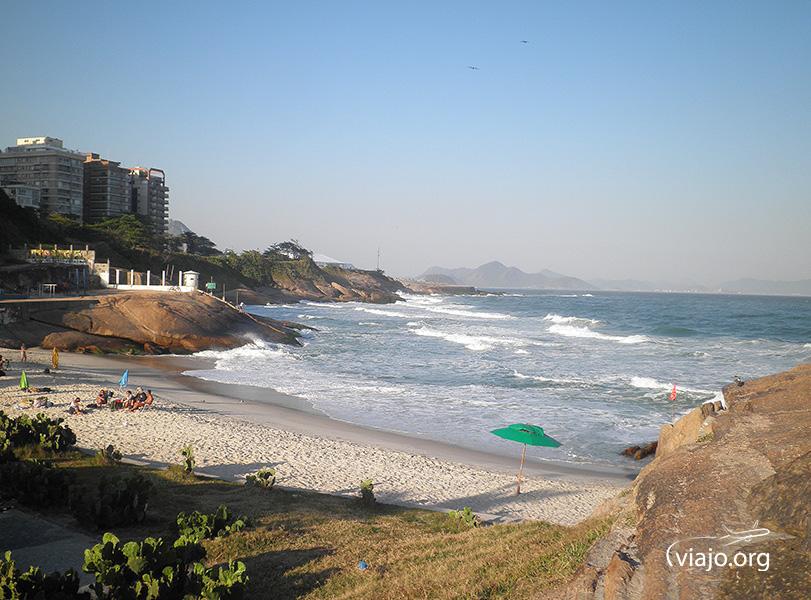 Río de Janeiro - Playa del Diablo