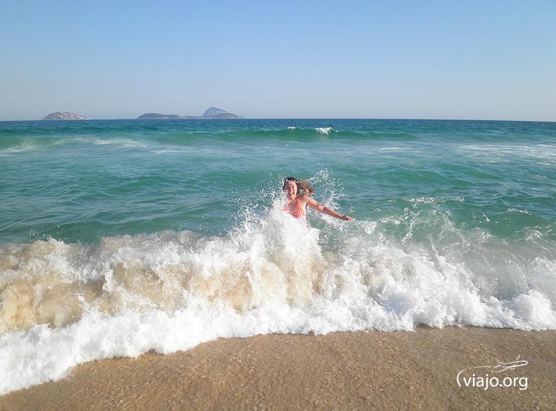 Río de Janeiro - Playa Leblon