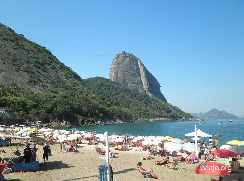 Río de Janeiro - Playa Vermelha