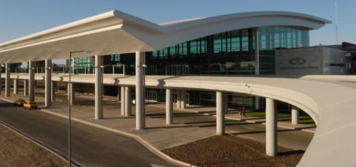 Bus del Aeropuerto de Cordoba (COR) al Centro de la ciudad