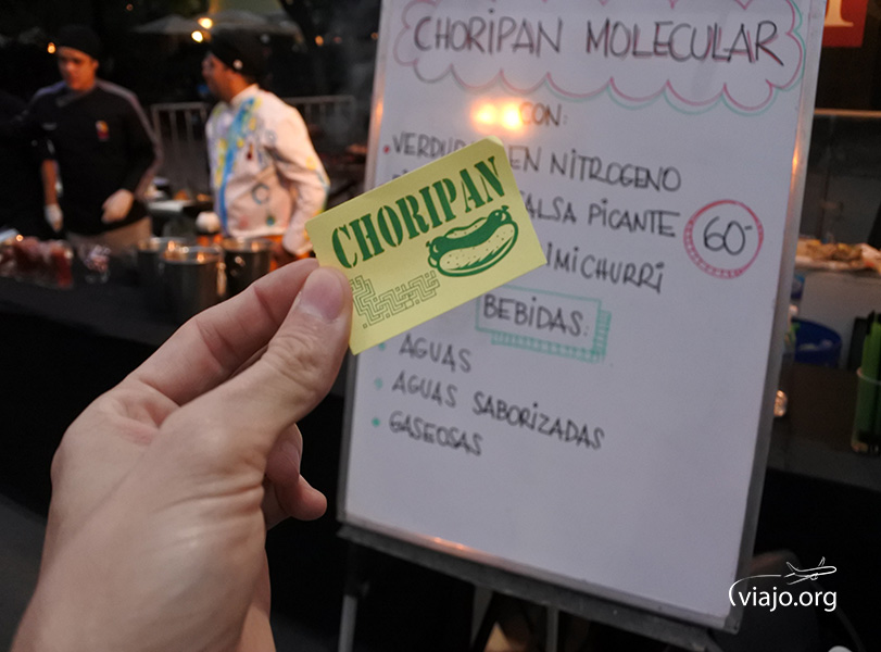 3er Festival Mundial del Choripán en Córdoba