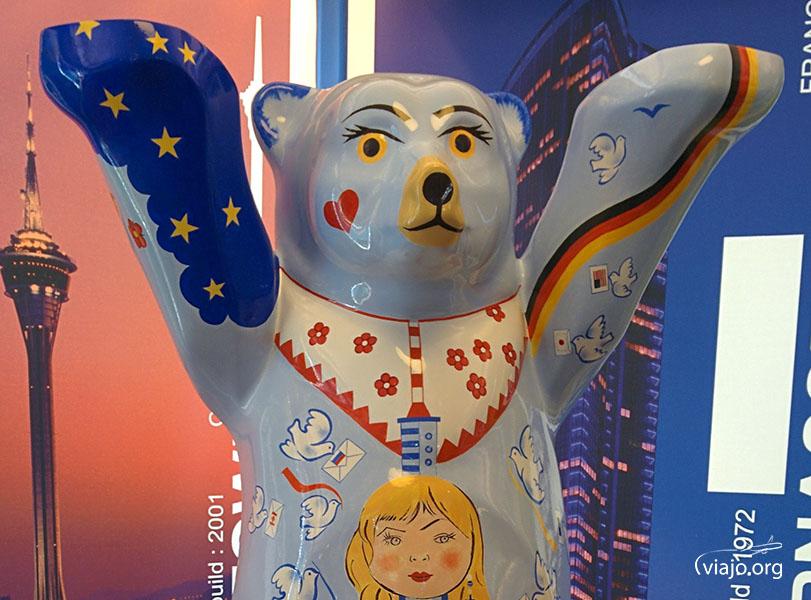 Esculturas de los Osos Buddy de Berlín