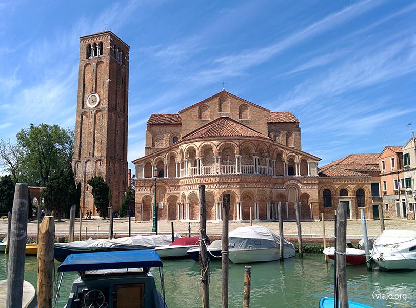 Chiesa dei Santi Maria e San Donato, Murano