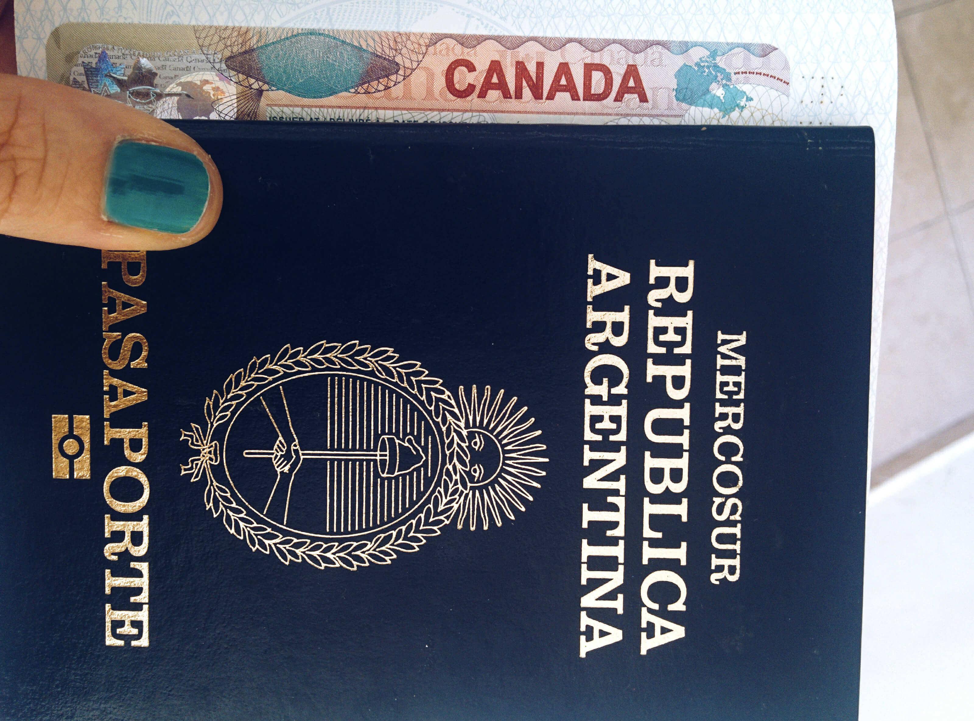 Cómo sacar la visa para Canadá - Viajo.org