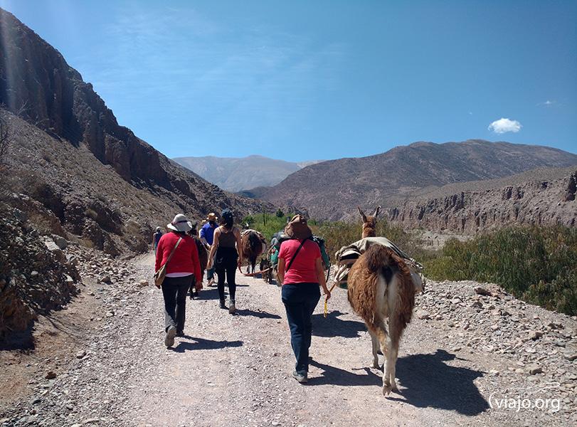 Trekking Garganta del Diablo y Cascada