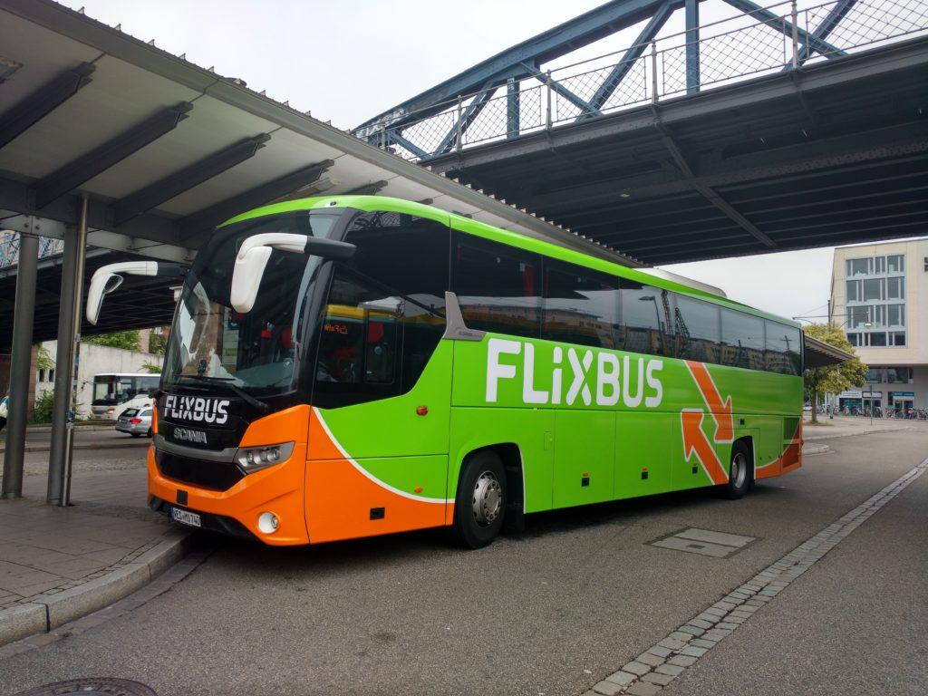 FlixBus en Friburgo